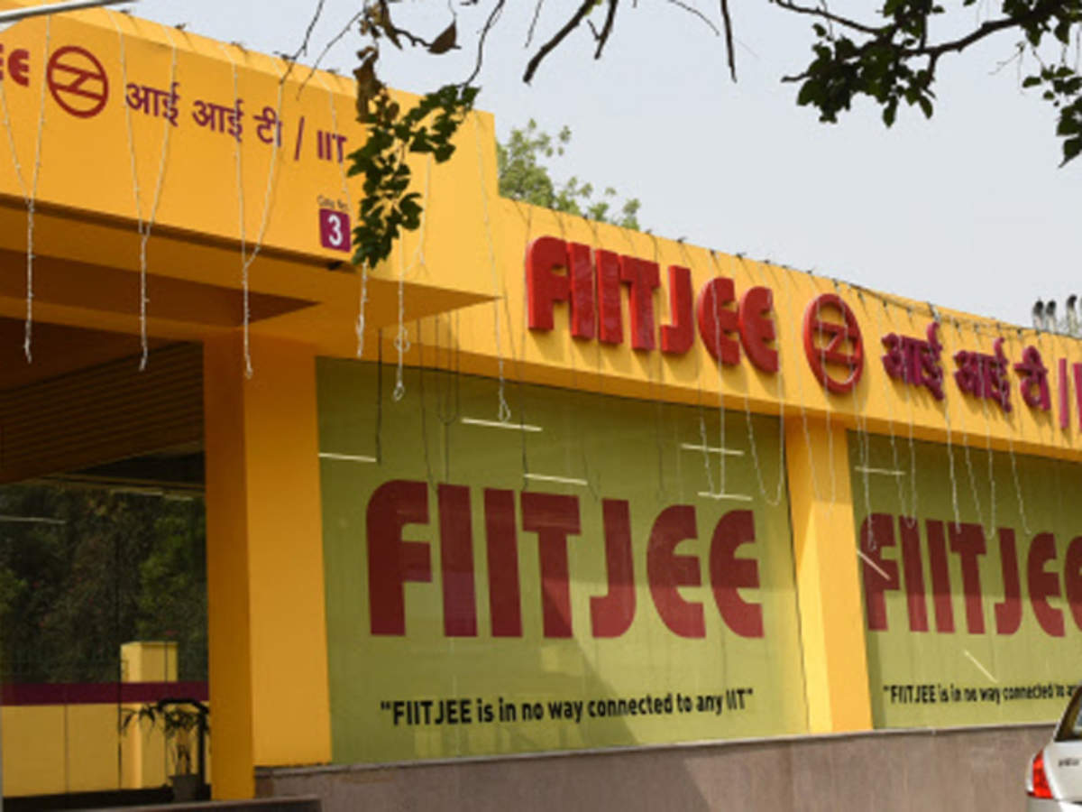 FIITJEE News and Updates from The Economic Times