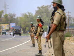 NIA makes second arrest in Nagrota terror attack