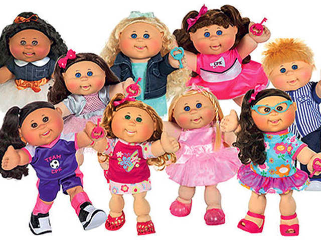 73c91e4d443d The most famous and influential toys in the world - Cabbage Patch ...