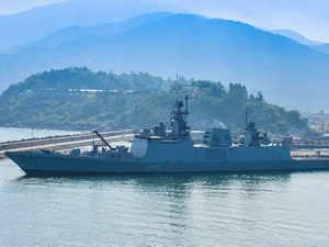 Navy evacuates 38 stranded Indians from Yemen