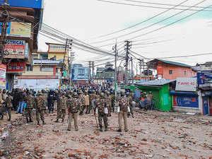 Shillong-curfew-pti
