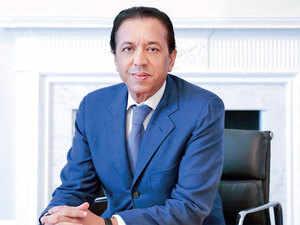 SoftBank elevates Vision Fund CEO Rajeev Misra to executive VP