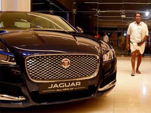 Jaguar Tata Motors Is Steering Its Luxury Marque Jaguar Towards An