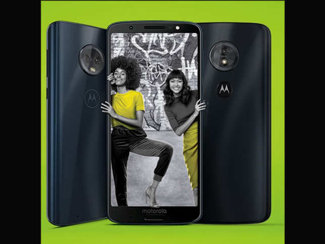 Motorola launches the G6 series for the budget-smartphone fan