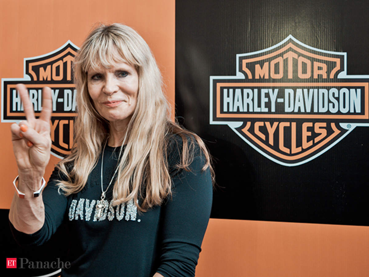 2019 year for women- Muscle and harley stylish class