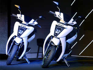 Ather Energy launches Ather 340 and Ather S450 in India