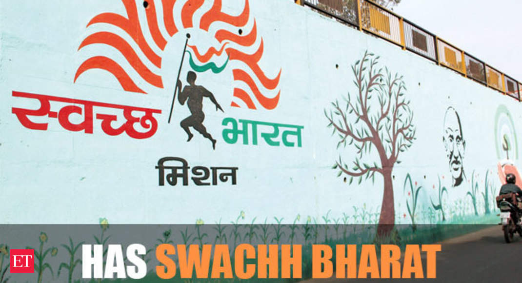 watch where swachh bharat abhiyan flounders the economic times