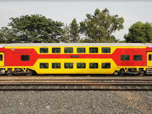 Uday Express: Coimbatore-Bengaluru double-decker train to run from June 10