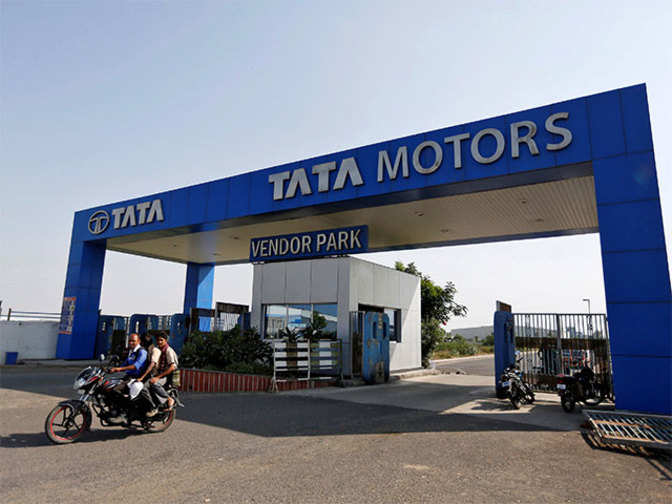 market share of tata motors in automobile industry