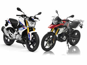 BMW G 310 R, G 310 GS pre-bookings open in India