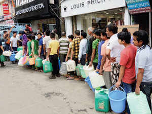 Shimla Water Shortage