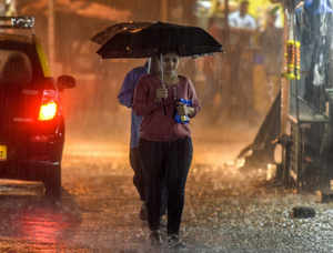 As monsoon reaches Mumbai, warnings have been issued to stay indoors