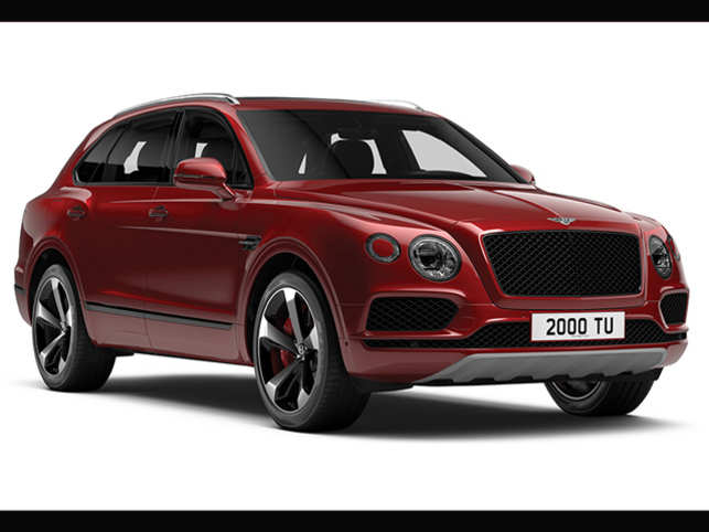 Luxe Alert Bentley Unveils The New Bentayga V8 At Rs 3 78 Crore