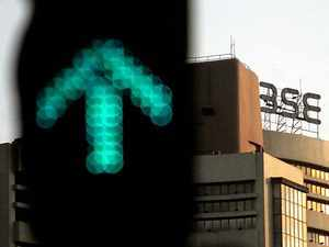 Sensex jumps 284 pts, Nifty50 tops 10,750; bank stocks rally