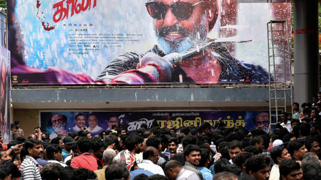 Rajinikanth's 'Kaala' records lowest-ever opening for superstar