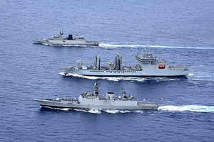 Chopper shortage blunts Indian Navy edge in war game