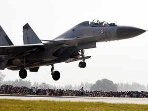IAF fighter Jet Jaguar crashes in Jamnagar, pilot ejected safely