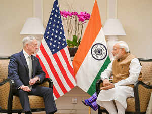 US presses for foundational agreements with India for additional defence cooperation