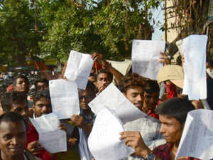 Bihar board: 38/35 in math, physics! Bihar board students score more