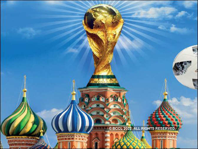 FIFA WORLD CUP 2018: FIFA World Cup 2018: Will the world see beyond the  cup? - The Economic Times