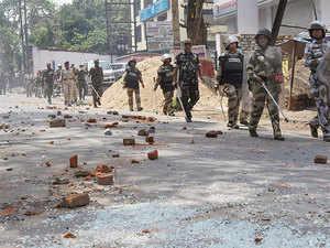 violent-protest,-security-PTI