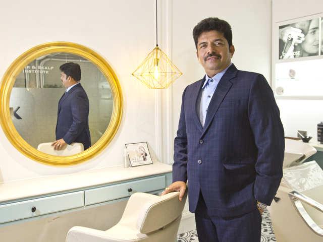 How Shivarama Bhandary opened 20 salons in Mumbai