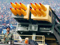 DRDO to deliver advanced Pinaka rocket version by 2020