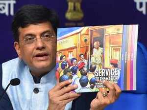 Railways launches two passenger friendly mobile apps to improve services