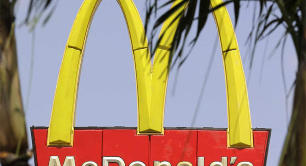 McDonald's 15 outlets break their previous sales record in May