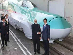 bullet train project