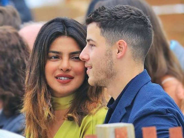 Priyanka Chopra And Nick Jonas Are Already Attending Family Weddings Together