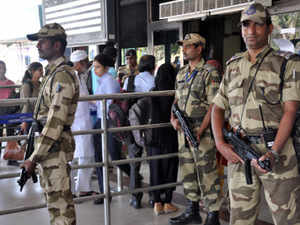 CISF deploys over 1100 additional personnel to 10 select airports