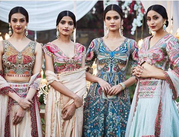 Varun Bahl's tips for a summer bride: Don't be swayed by trends, opt for pastels in light fabrics