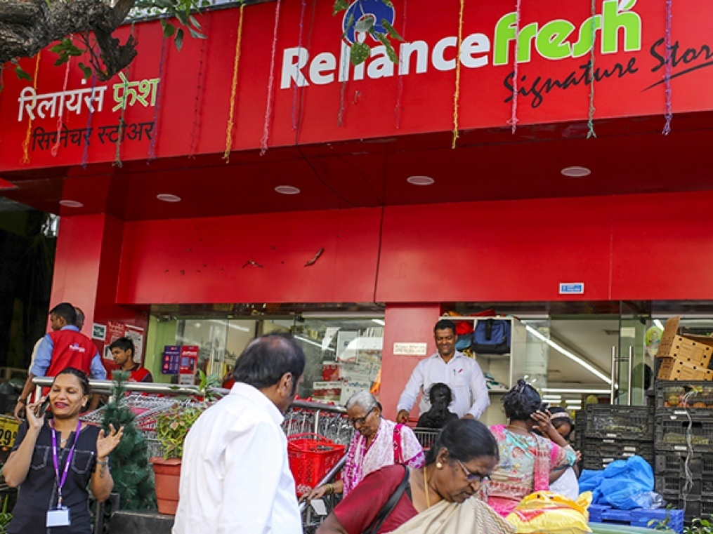 How Reliance Retail became India's biggest retailer