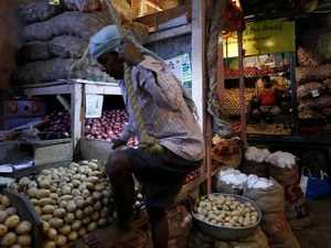 India's retail inflation accelerates to 4.87% in May; April factory output at 4.9%