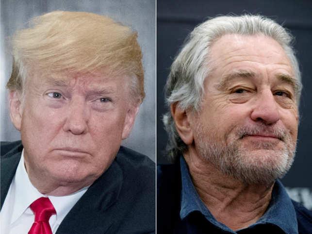 9abc72ae88 Donald Trump calls Robert De Niro  low IQ individual  for actor s Tony  Awards outburst