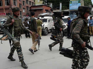 J&K: Four BSF personnel killed, five injured in firing on border
