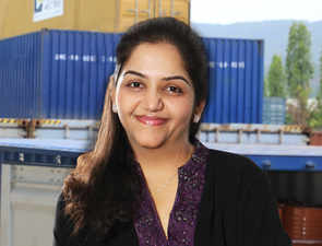 Breaking stereotypes: Kruti Jobanputra is setting an example for women in the field of logistics
