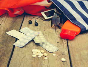Why you shouldn't carry medicines while travelling
