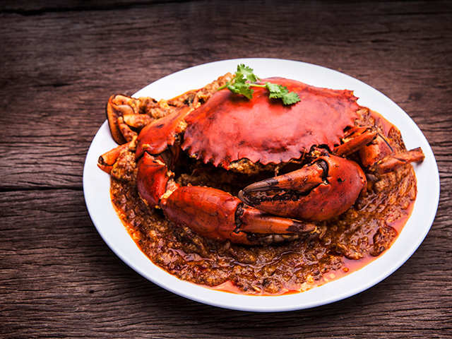 From Chilli Crab in Singapore to Fish Cakes in Bangkok, the best seafood dishes to try on your travels