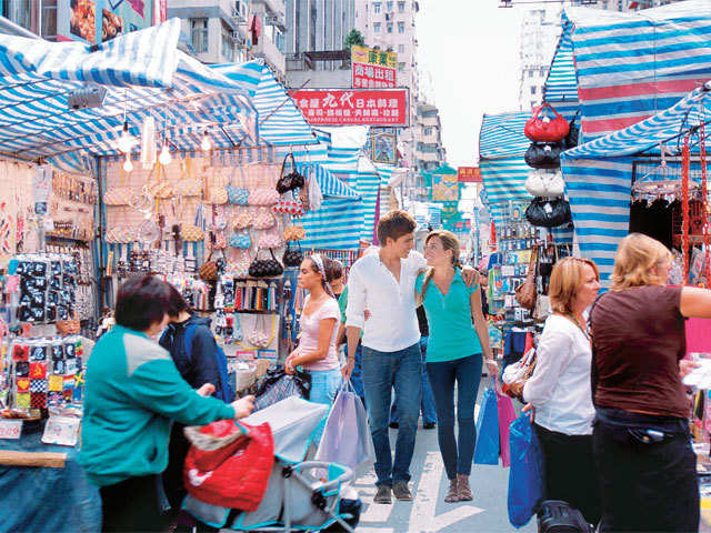 Arabian nights: Buy souvenir and enjoy local markets in Seoul, Hong Kong, Thailand and Indonesia