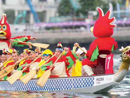 Traveller's diary: Go turtle spotting in Oman, attend the Dragon Boat carnival in Hong Kong