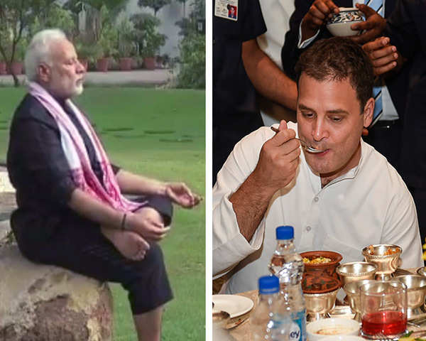 Rahul Gandhi calls PM Modi's fitness video bizarre, ridiculous