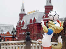 Moscow gets ready for FIFA World Cup draw