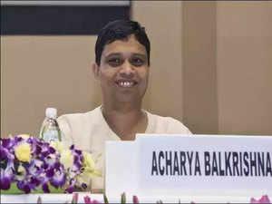 Patanjali MD Acharya Balkrishan