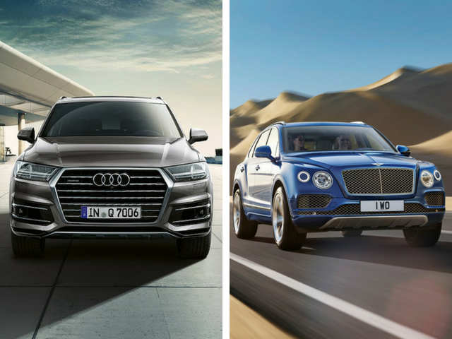 a57367b6b99 Porsche Cayenne Turbo S - Speed And Perfection: Audi Q7, Bentley ...
