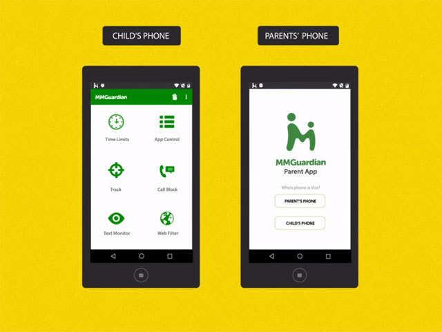 MMGuardian Parent - Security, Messenger, Artwork: Apps For