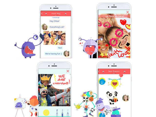 MMGuardian Parent - Security, Messenger, Artwork: Apps For Parents