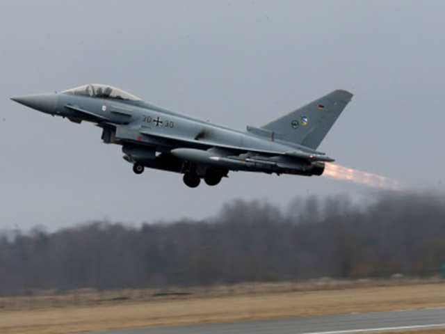 Airbus warns governments not to interfere in European fighter programme