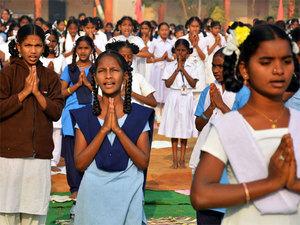 international yoga day bhawanrao shrinivasrao pant